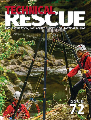 TECHNICAL RESCUE issue 72 PRINT