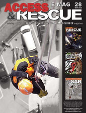 Delsar Leader Group acoustic devices for USAR