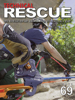 TECHNICAL RESCUE issue 69 DIGITAL (PDF)