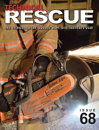 TECHNICAL RESCUE  issue 68 DIGITAL (PDF)