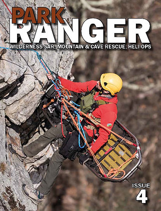 WSAR/PARK RANGER issue 4 PRINT