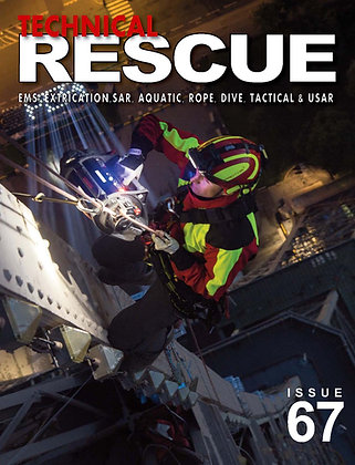 TECHNICAL RESCUE issue 67 DIGITAL (PDF)