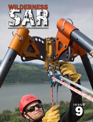 WILDERNESS SAR issue  9 DIGITAL