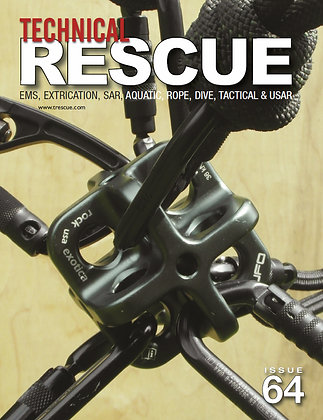 TECHNICAL RESCUE issue 64 PRINT