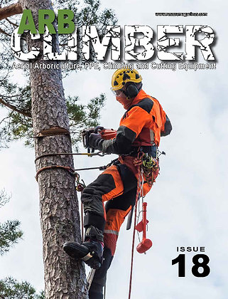 ARB CLIMBER issue 18 PRINT