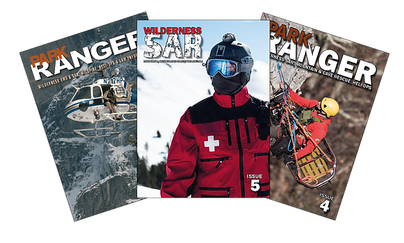 WSAR/PARK RANGER 1 Year/4-issues DIGITAL subscription