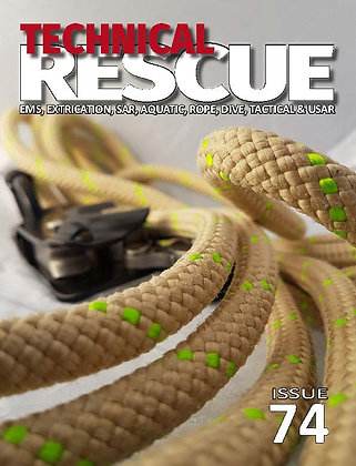 TECHNICAL RESCUE issue 74 PRINT