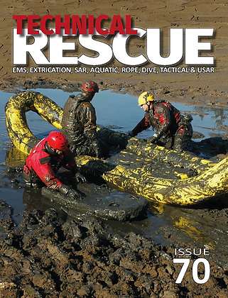 TECHNICAL RESCUE issue 70 DIGITAL (PDF)