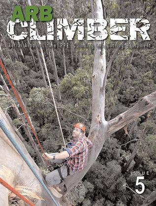 ARB CLIMBER issue-5 PRINT
