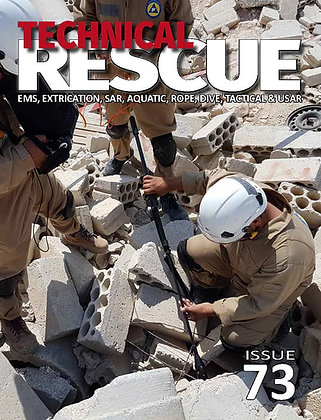 TECHNICAL RESCUE issue 73 PRINT