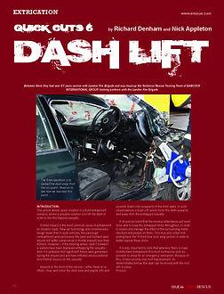 dash relocation - dash lift