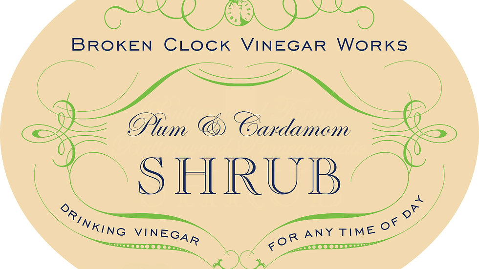 Plum & Cardamom