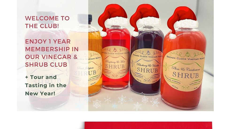 Gift Membership-6 Bottles/Year