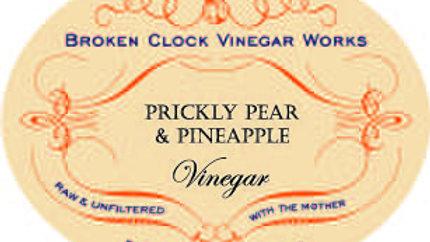 Prickly Pear & Pineapple Vinegar