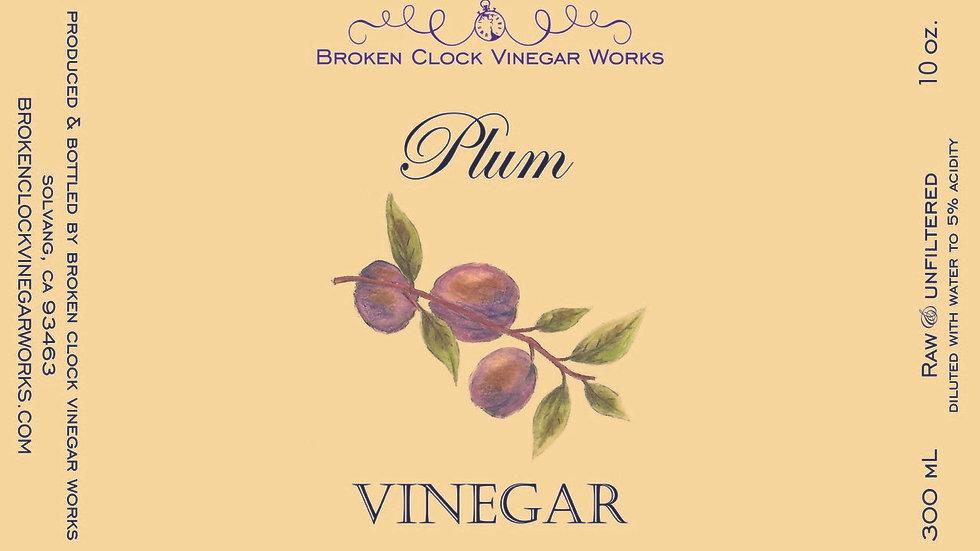 Plum Vinegar 300mL