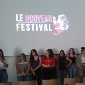 """""""On n'est pas malheureux""""... au festival des lycéens!"""