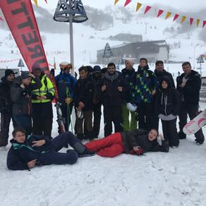 Des pins aux pistes de ski!