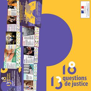 13/18 questions de justice