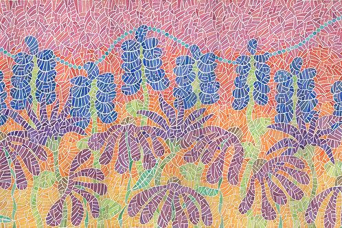 'FloraPano' print