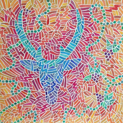 Antelope + Berries