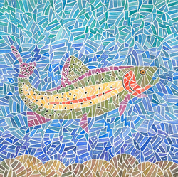 Cutbow Trout