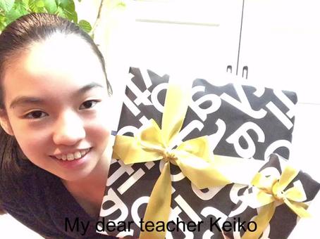 The Day 8th Arisa Ishihara's 'The Gift'