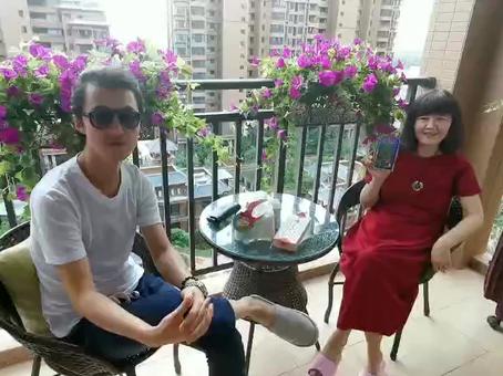 The Day 15th Haiou Zhang at the Hainan Island