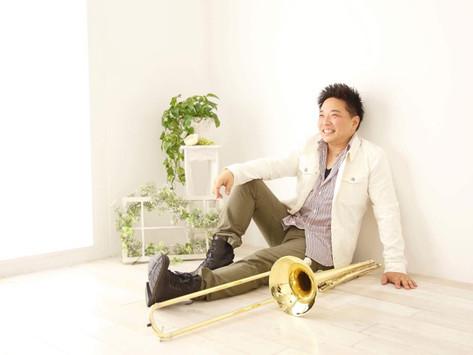 The Day 25th Part1 Trombone Player Takashi Shinagawa