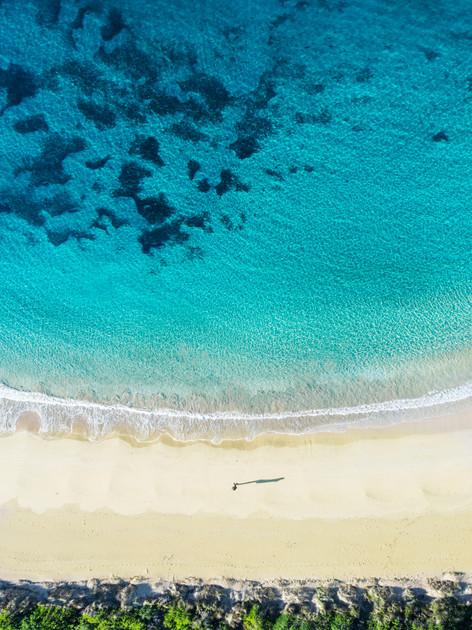 Soak in our pristine beaches