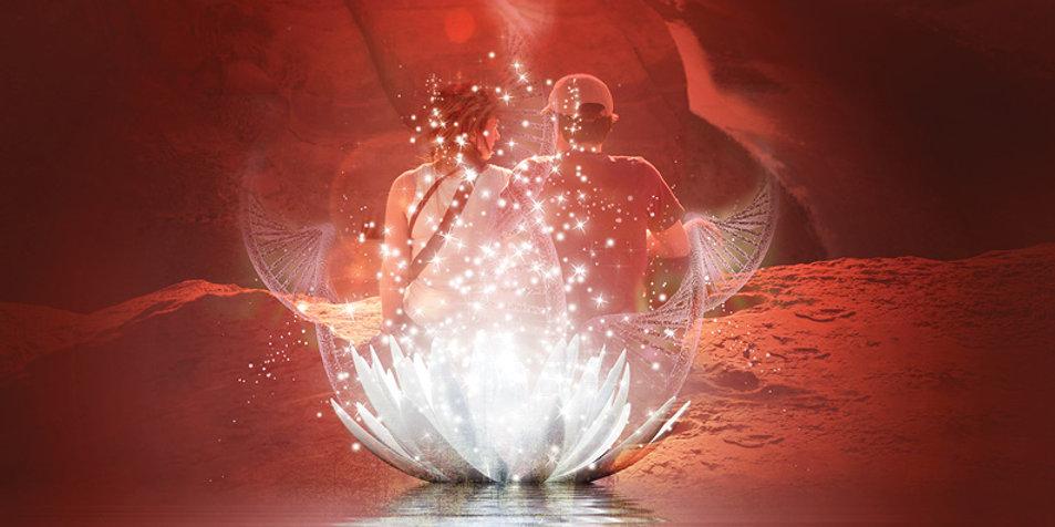 Theta Healing Du und dein Seelenpartner
