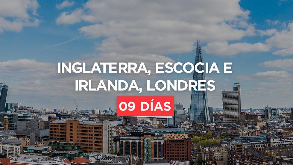 Inglaterra, Escocia e Irlanda, Londres.j