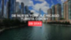 De Nueva york a Chicago Turista con NY.j
