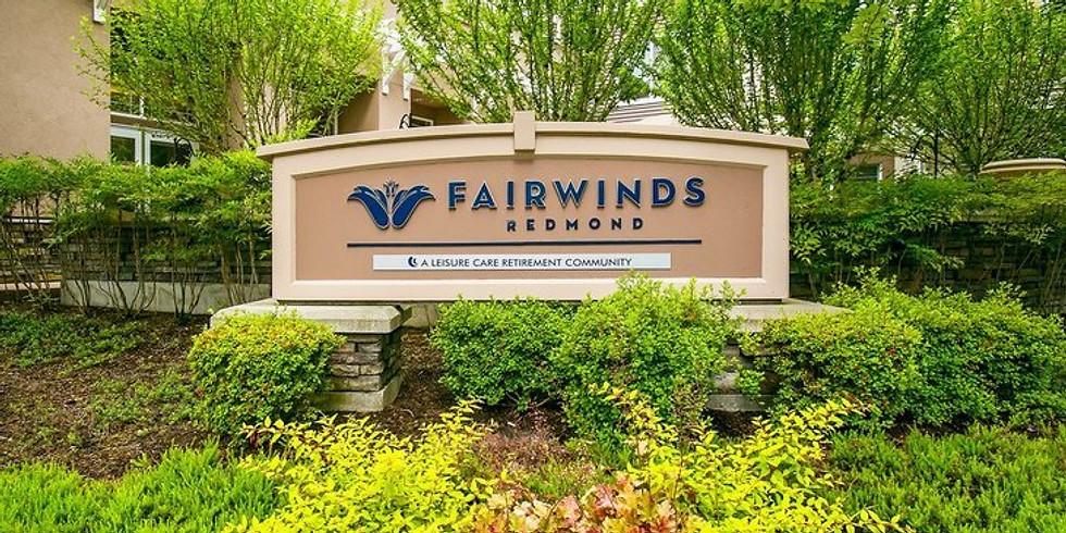 Women's Breakfast at Fairwinds