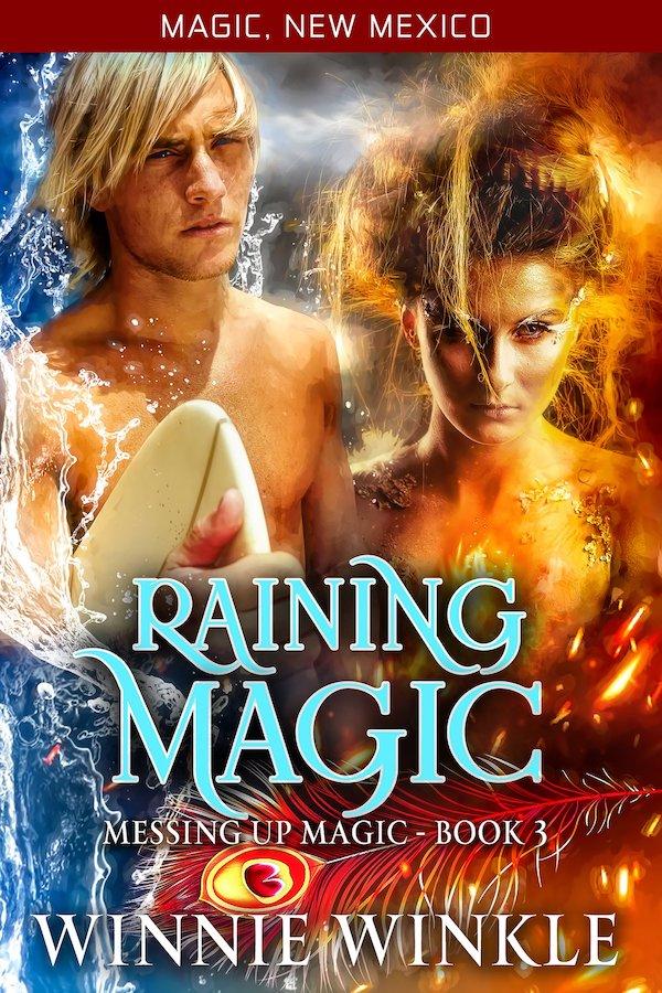 Raining Magic by Winnie Winkle