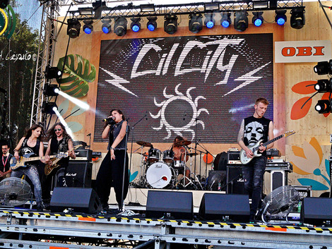 Cil City💥💥 rockin' out - Donauinselfest 2019
