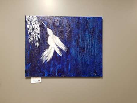 OAG Artwork at Physicians' Offices