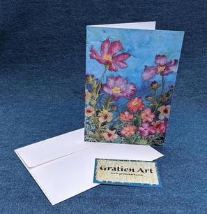 Celebrating Summer Note Card