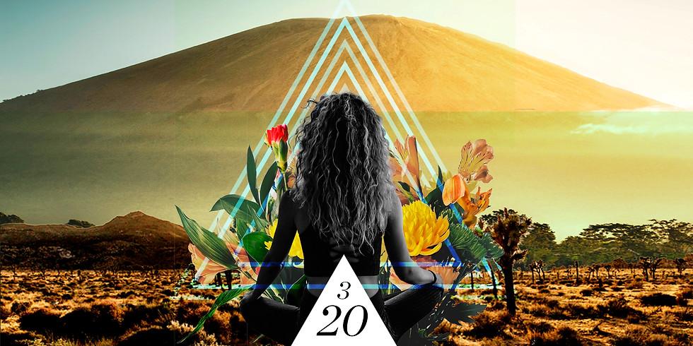 A New Dawn: Spring Equinox Ceremony & Soundbath