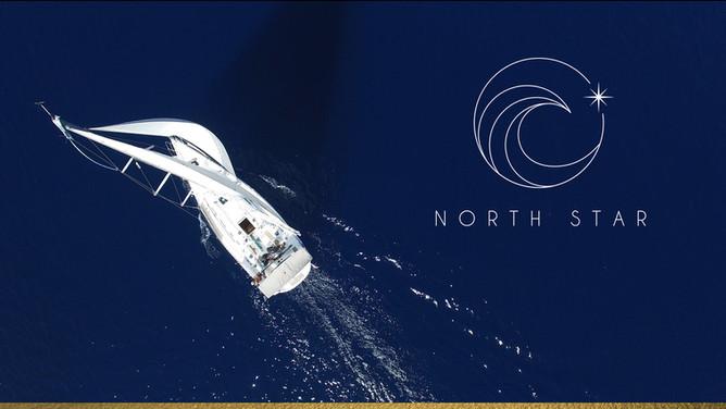 Luxury yacht logo