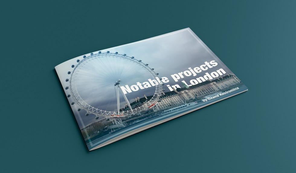 Photo project - London