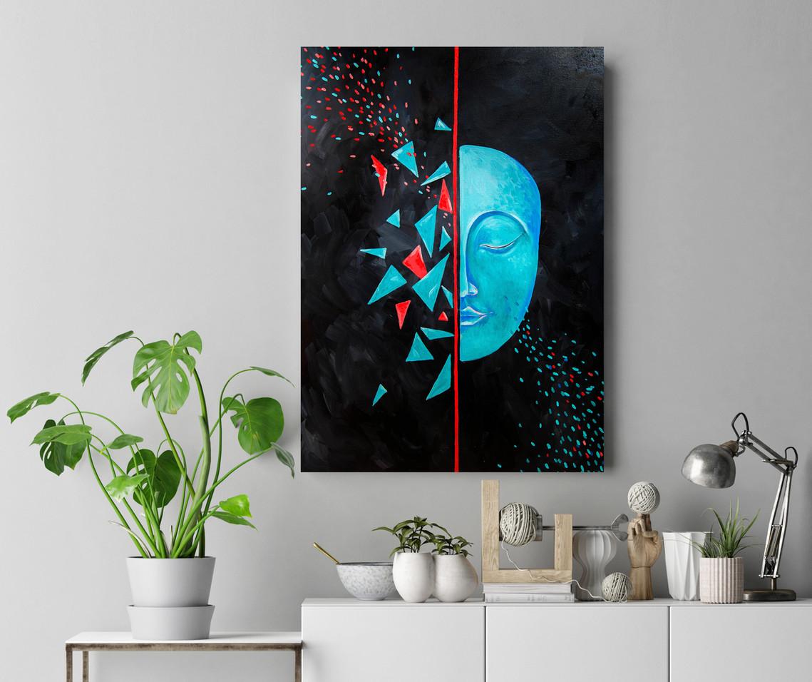 Free Creative Elegant Interior Poster Fr