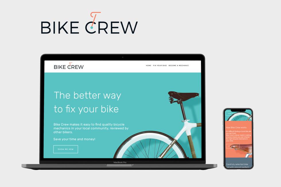 Website and Platform design - Independent project