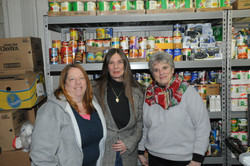 Food pantry check Presentation