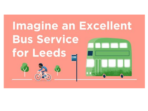 Pitch your ideas for the future of buses in Leeds!