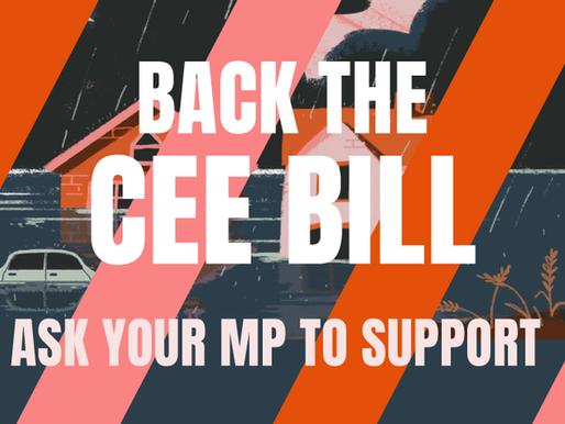 Climate and Ecological Emergency Bill - Write to your MP