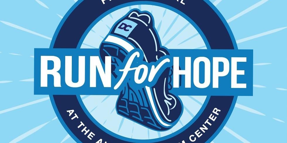 Run for Hope 5K Run // Walk