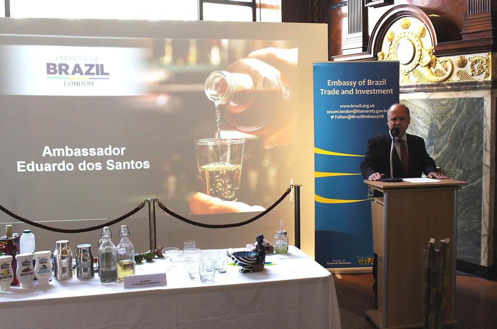 Ambassador - Eduardo dos Santos