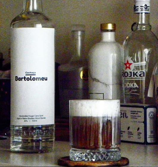 bartolomeu cachaca coffee recipe