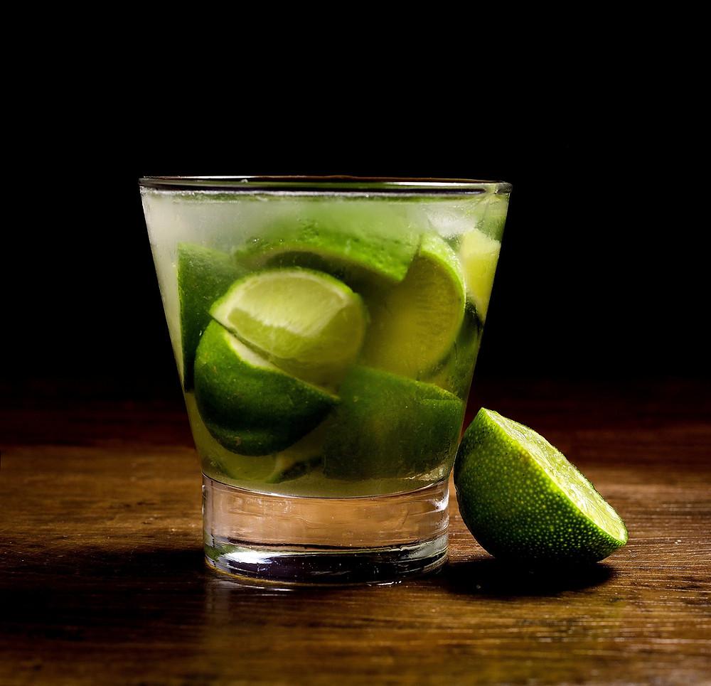 recipe for caipirinha cocktail