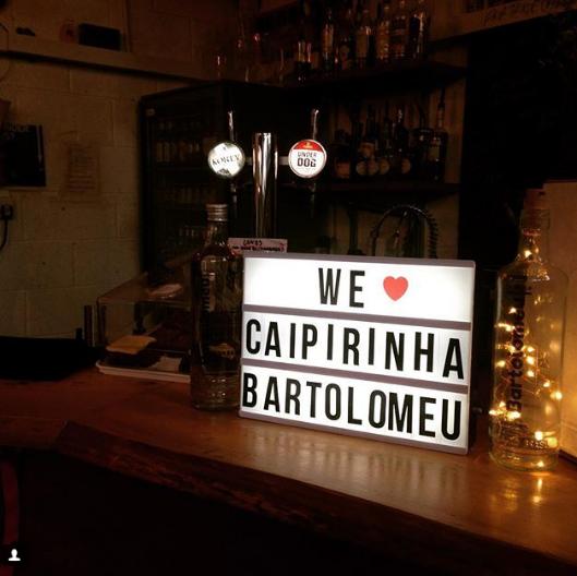 Caipirinha Bartolomeu